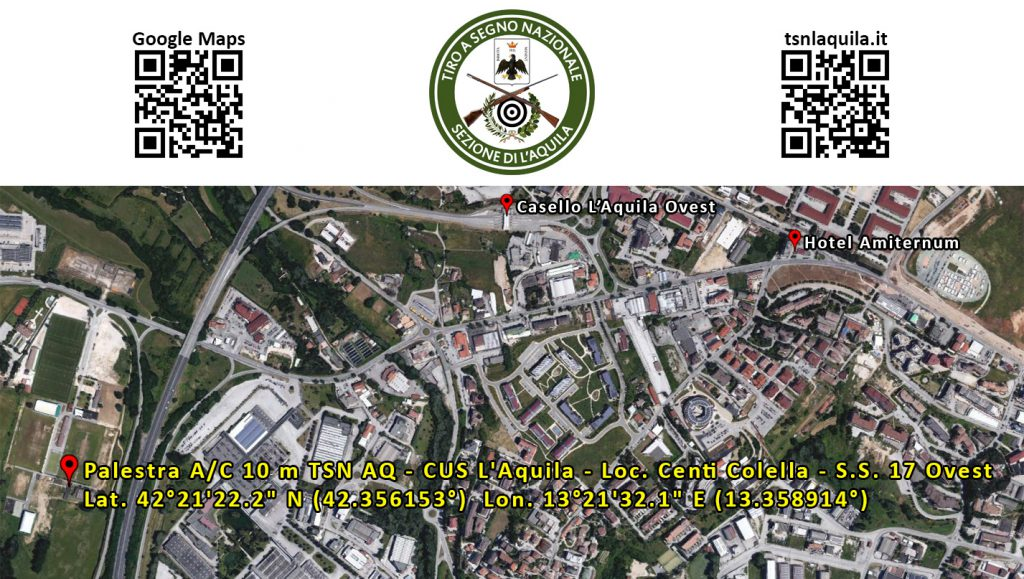 21° Trofeo Città dell'Aquila – 8° Memorial Dante Vecchioni